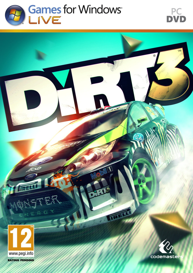 Dirt 3 CLONEDVD + Crack Only PC | Megaupload Multi Lien
