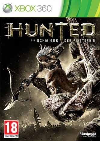 Hunted The Demons Forge |NTSC| XBOX360 [FS]