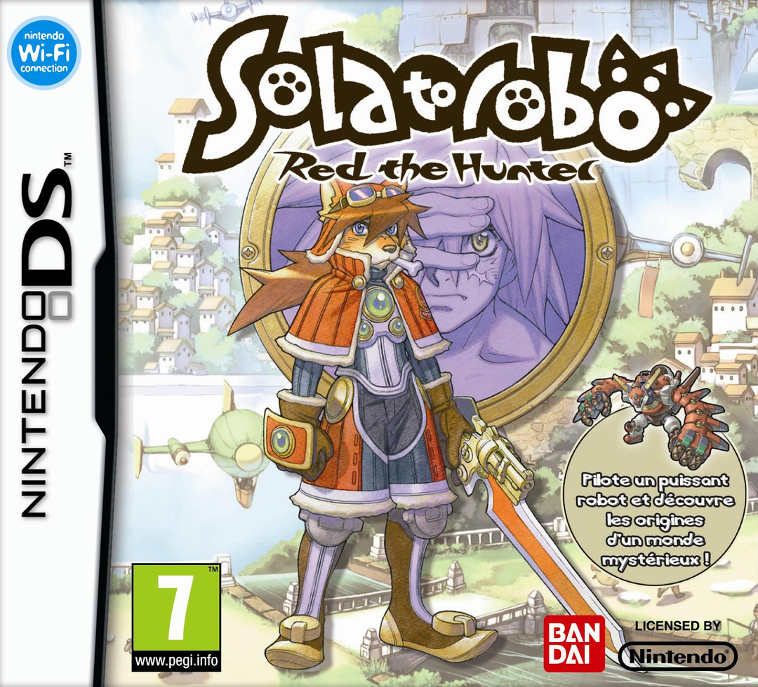 SolatoRobo : Red the Hunter DS