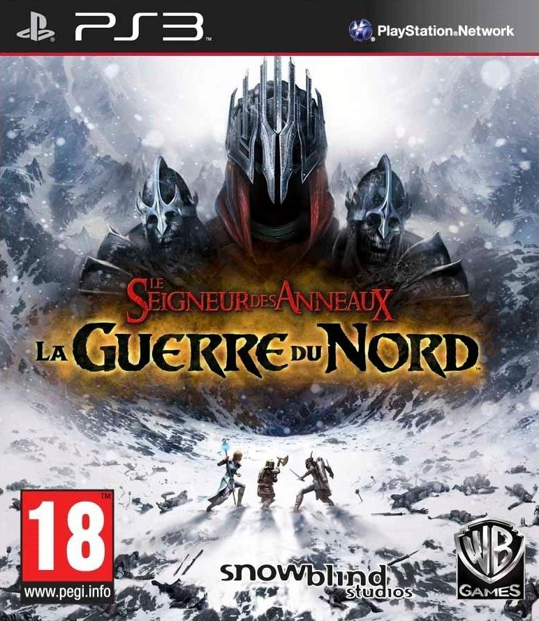 [MULTI] Lord Of The Rings War In The North USA PS3-CLANDESTiNE