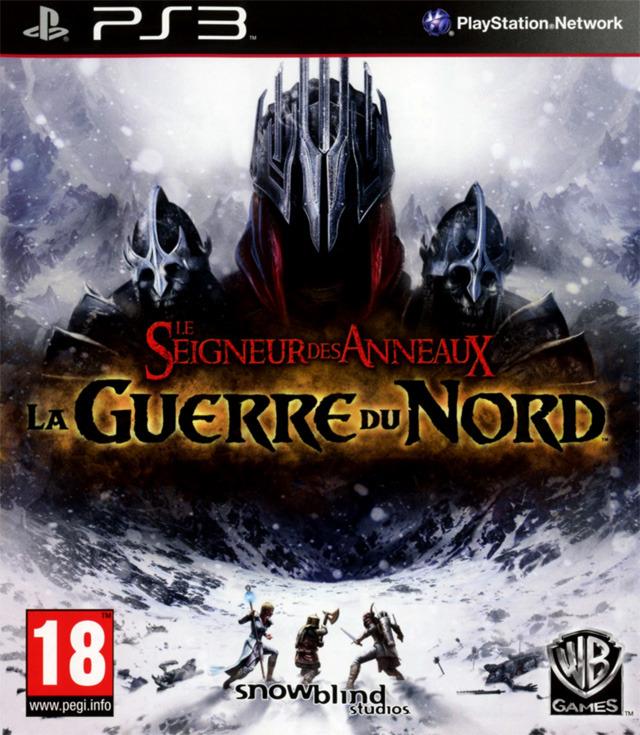 Le Seigneur Des Anneaux La Guerre Du Nord Sur Playstation 3 Jeuxvideo Com