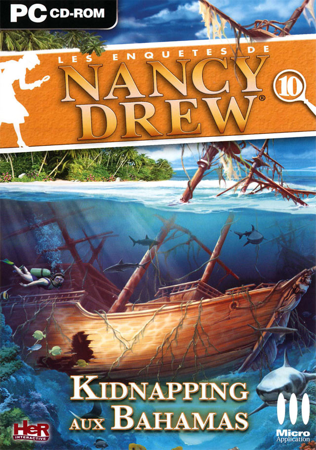 Les Enquêtes de Nancy Drew : Kidnapping aux Bahamas  [PC | French] [FS]