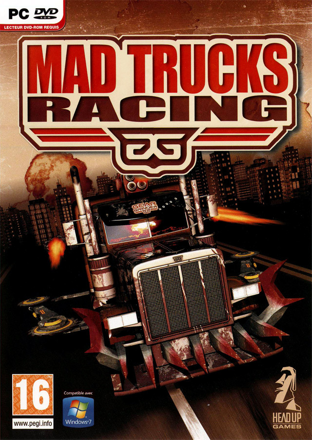 Mad Trucks Racing