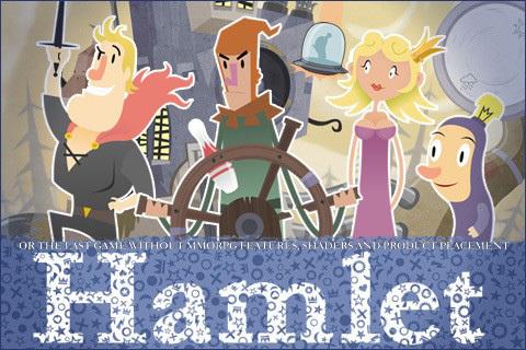 hamlet ou le dernier jeu sans fonctionnalit s de meuporg ni shaders ni placement de produit. Black Bedroom Furniture Sets. Home Design Ideas