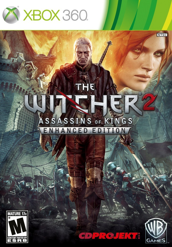 [MULTI] The Witcher 2 : Assassins of Kings [PAL] [XBOX360] [Multi-FR]