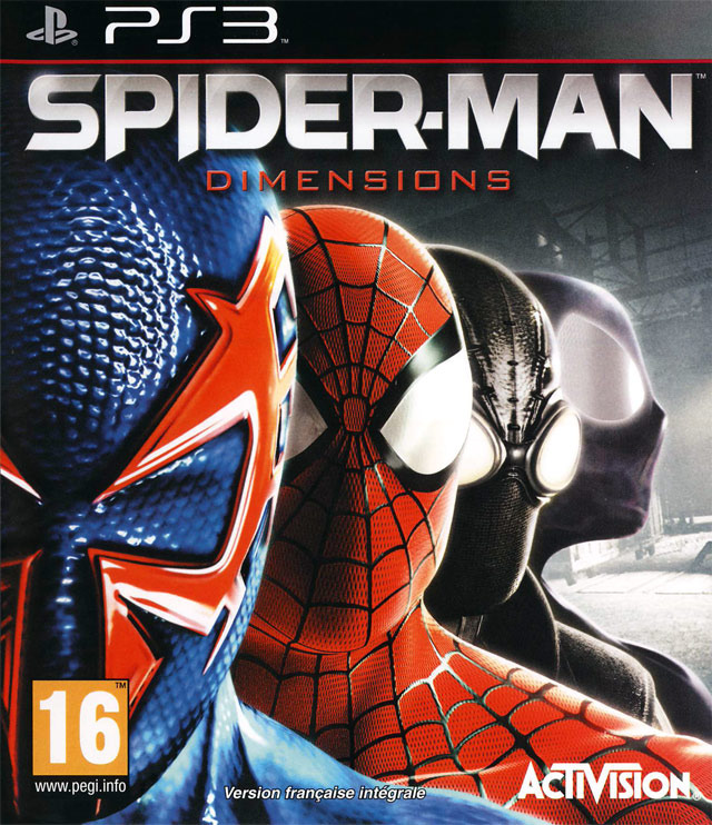 [MULTI] Spider-Man Shattered Dimensions EUR JB PS3-MRN