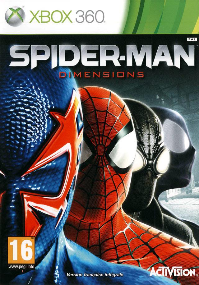 Spider-Man Dimensions sur Xbox 360 - jeuxvideo.comXbox 360 Game Cover Dimensions