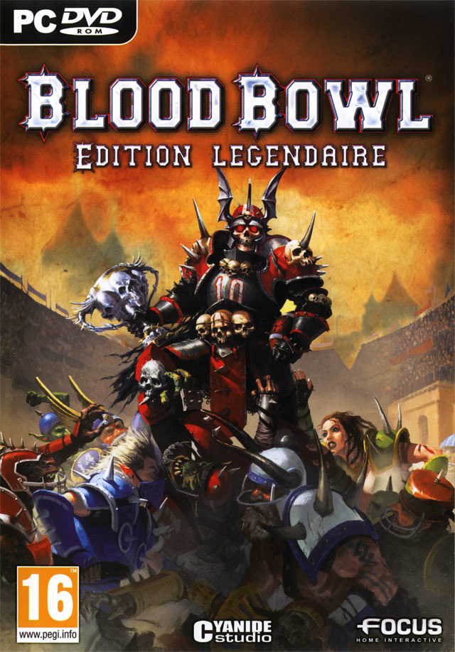 Blood Bowl : Edition Légendaire