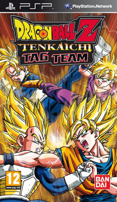 Dragon Ball Z : Tenkaichi Tag Team | PSP | filesonic
