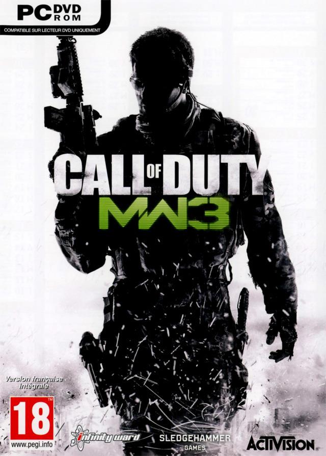 Call of Duty : Modern Warfare 3 sur PC - jeuxvideo.com