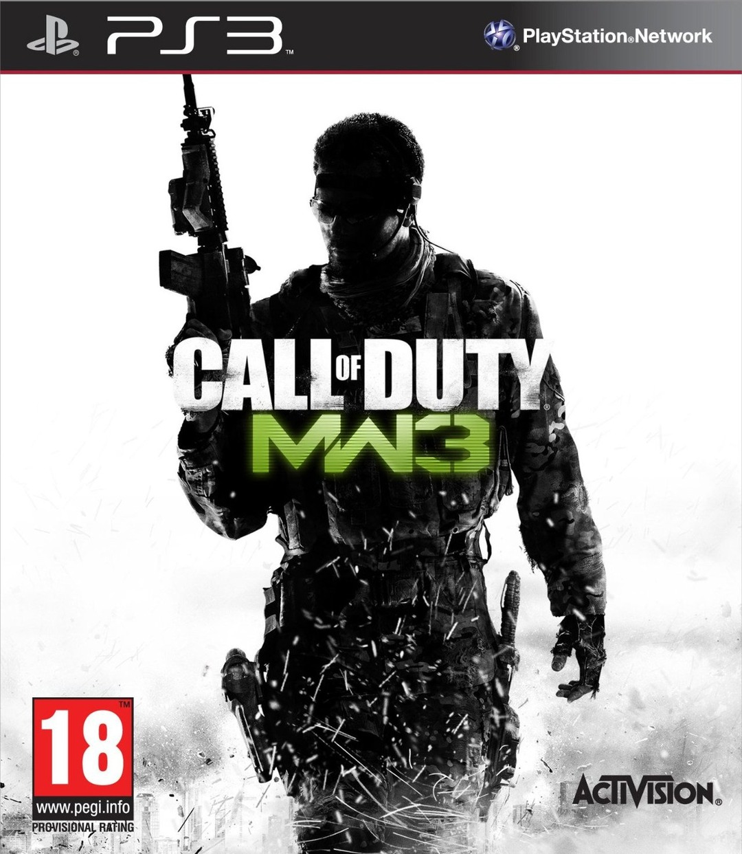 [MULTI] COD Modern Warfare 3 PS3-DComics