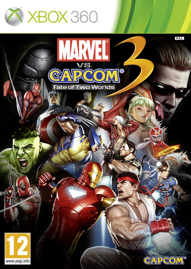 Marvel vs Capcom 3 : Fate of Two Worlds [Region Free] (Exclu) [FS][UD]