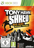 Tony Hawk Shred (Xbox 360)
