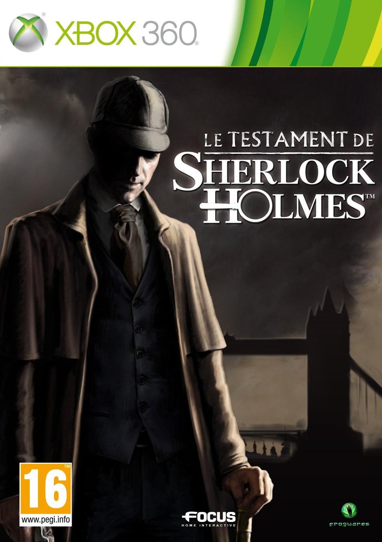 Le Testament de Sherlock Holmes [XBOX360]