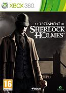 Le Testament de Sherlock Holmes (Xbox 360)