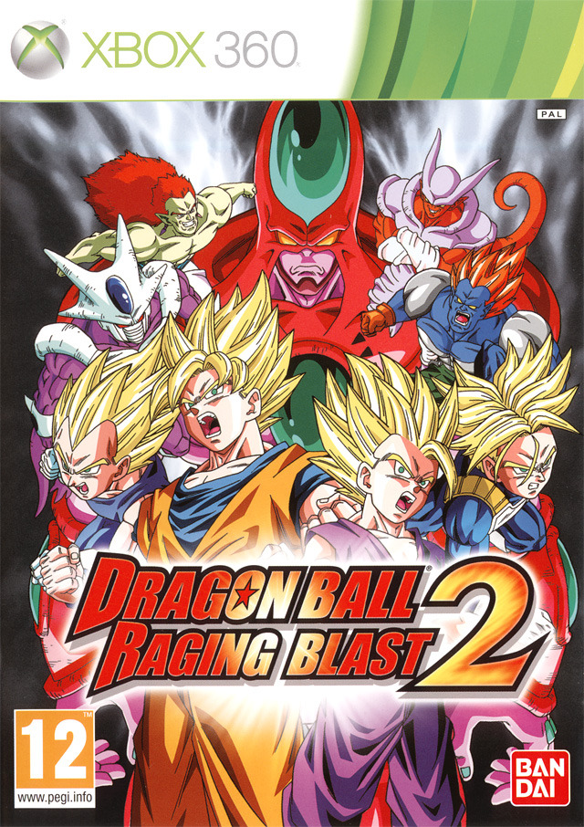 Dragon Ball Raging Blast 2 USA XBOX360 [FR/MULTI5] (Exclue) [FS]