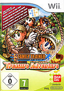 Family Trainer : Treasure Adventure (WII)