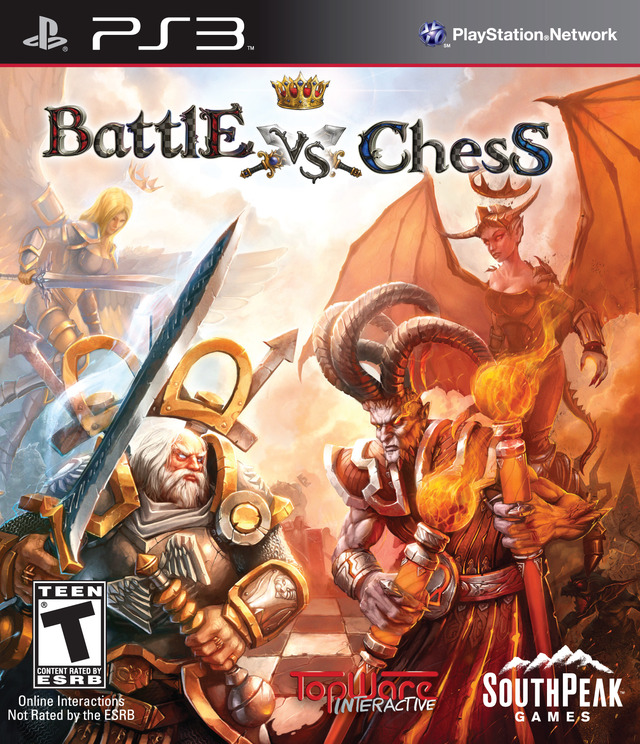 [Multi] Battle vs Chess [PS3]