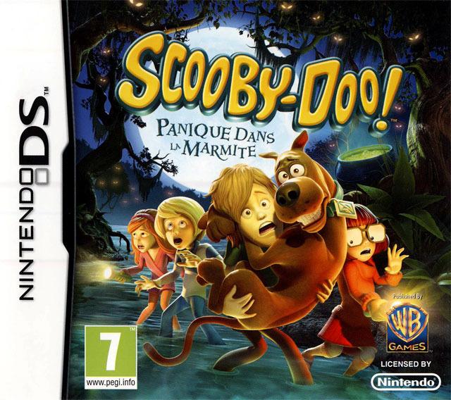 Scooby-Doo! Panique dans la Marmite MULTiLANGUES NDS