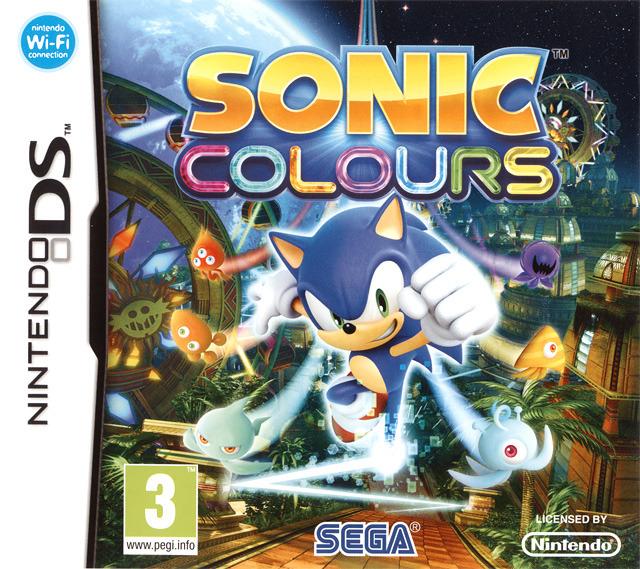 Sonic colours sur nintendo ds - Jeu info sonic ...