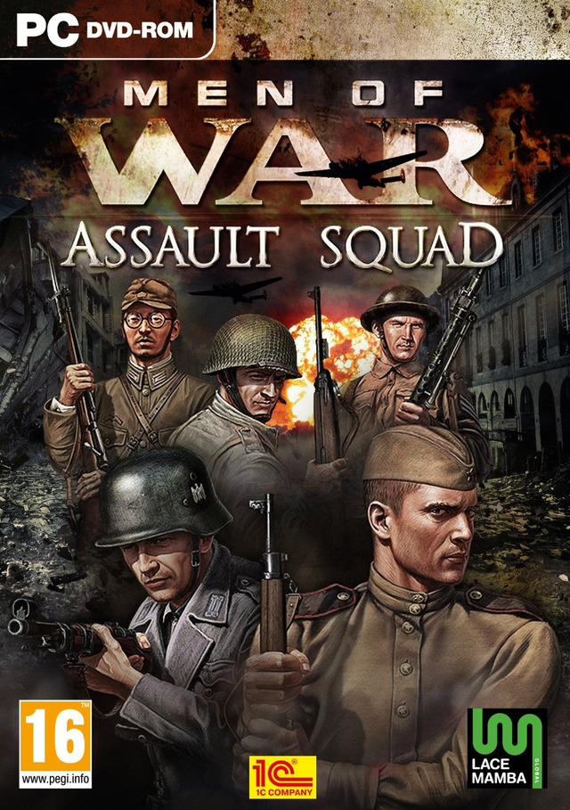 Men of War: Assault Squad Game of the Year  [PC] [MULTI]
