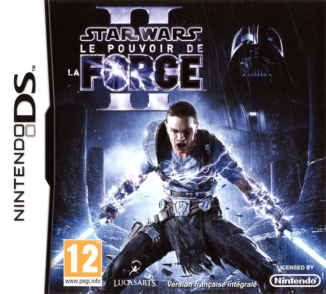 Star Wars : Le Pouvoir de la Force II MULTiLANGUES NDS