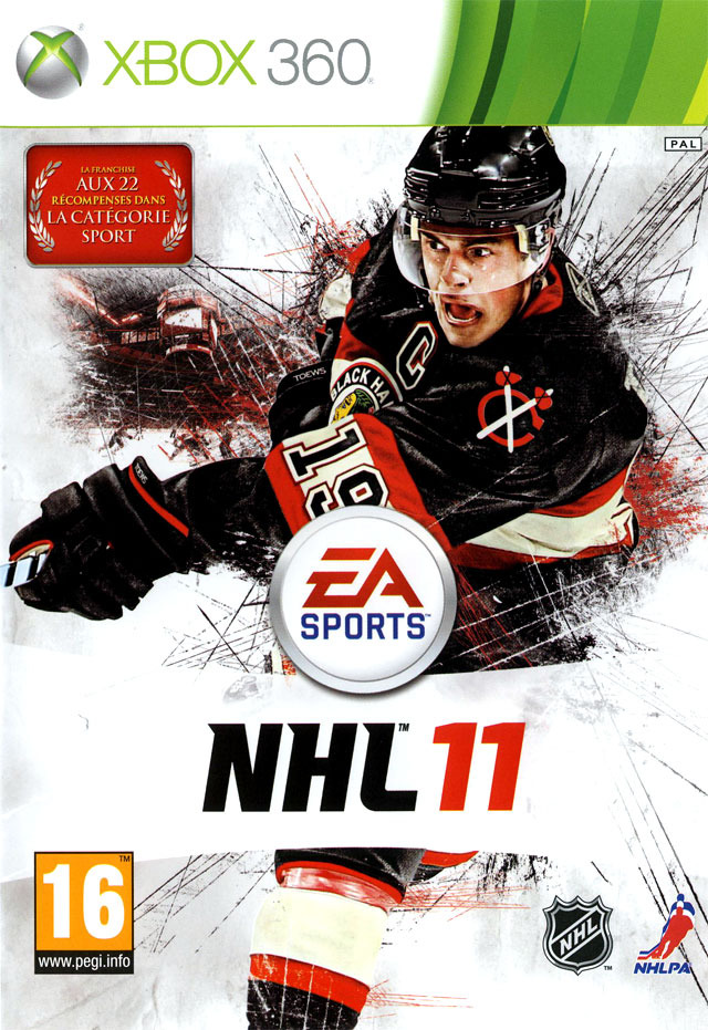 nhl 11 sur xbox 360. Black Bedroom Furniture Sets. Home Design Ideas