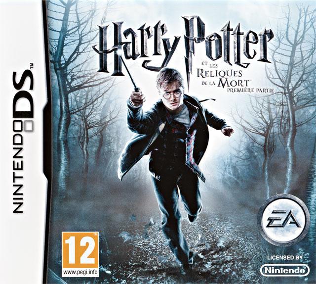 Harry Potter et les Reliques de la Mort - Première Partie DS