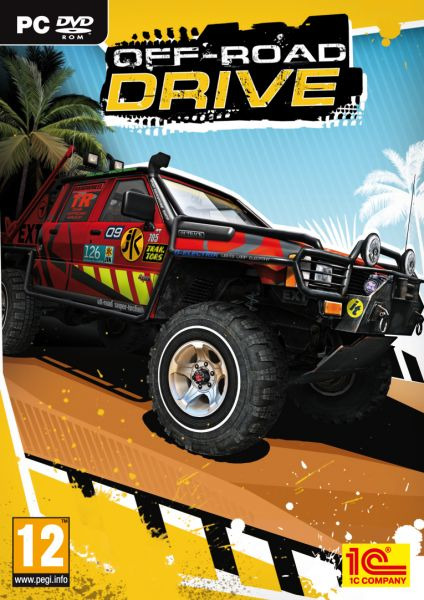 Off-Road Drive [PC] [UL - DF]