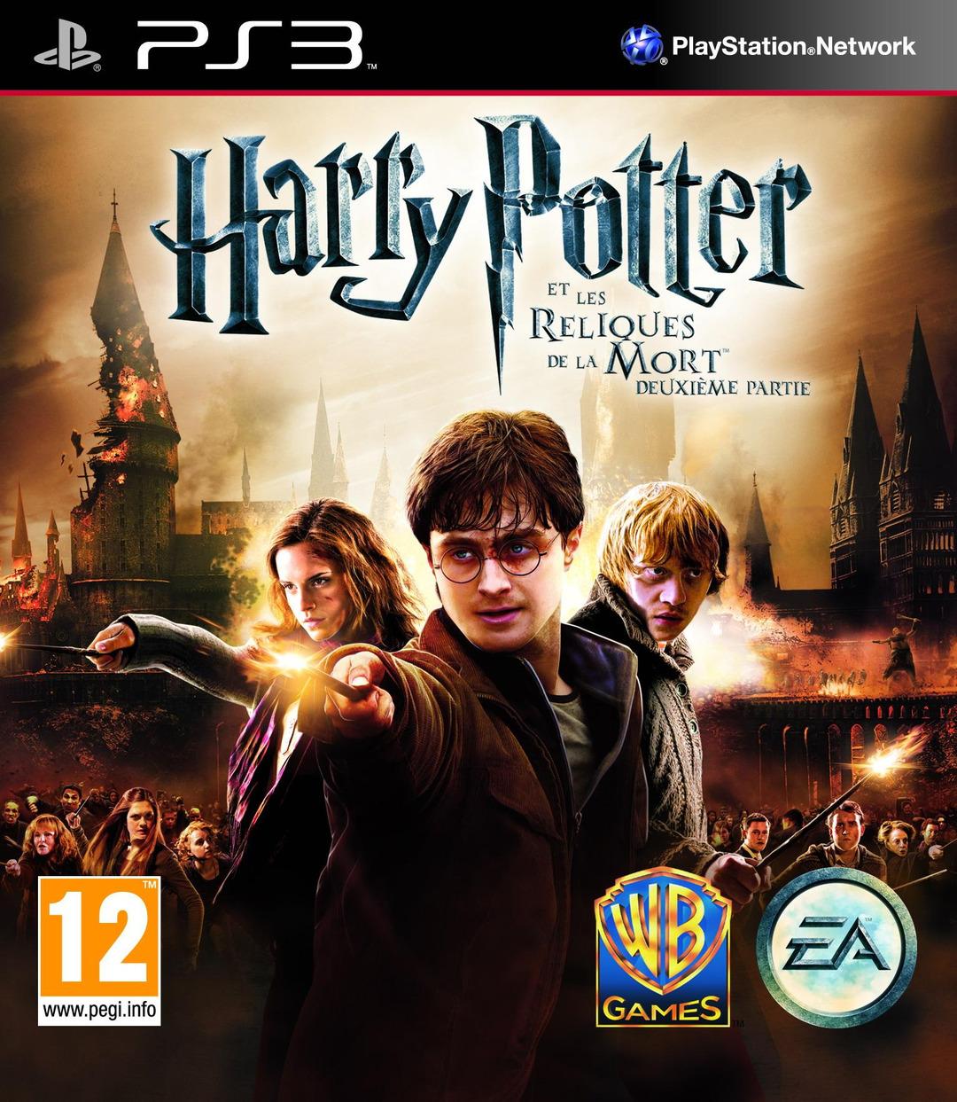 Harry Potter et les Reliques de la Mort - Deuxième Partie [PS3 (Exclue) [FS]