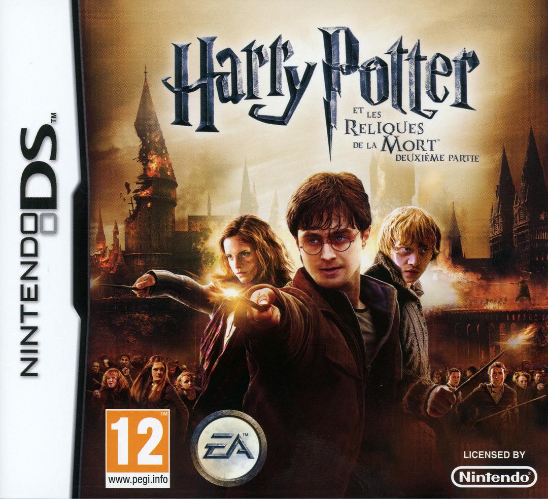 Harry Potter et les Reliques de la Mort - Deuxième Partie  [DS] [Multi] [FS-US-MU] (Exclue)