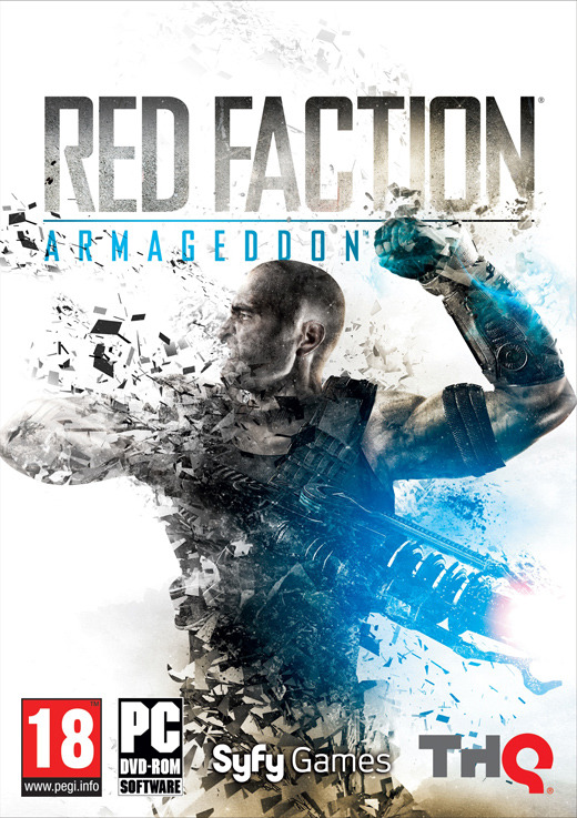 Red Faction Armageddon + Crack + patch [FS] [US] (Exclue)