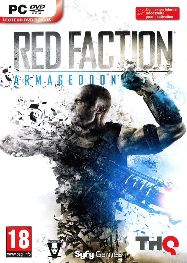 Red Faction Armageddon [MULTI /FRENCH] + Crack  [FS]  (Exclue)