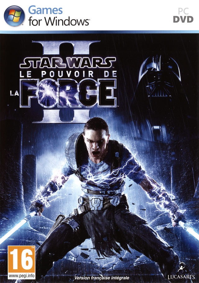 Star Wars The Force Unleashed 2 CLONEDVD + Crack [ENG] (Exclue) [FS]