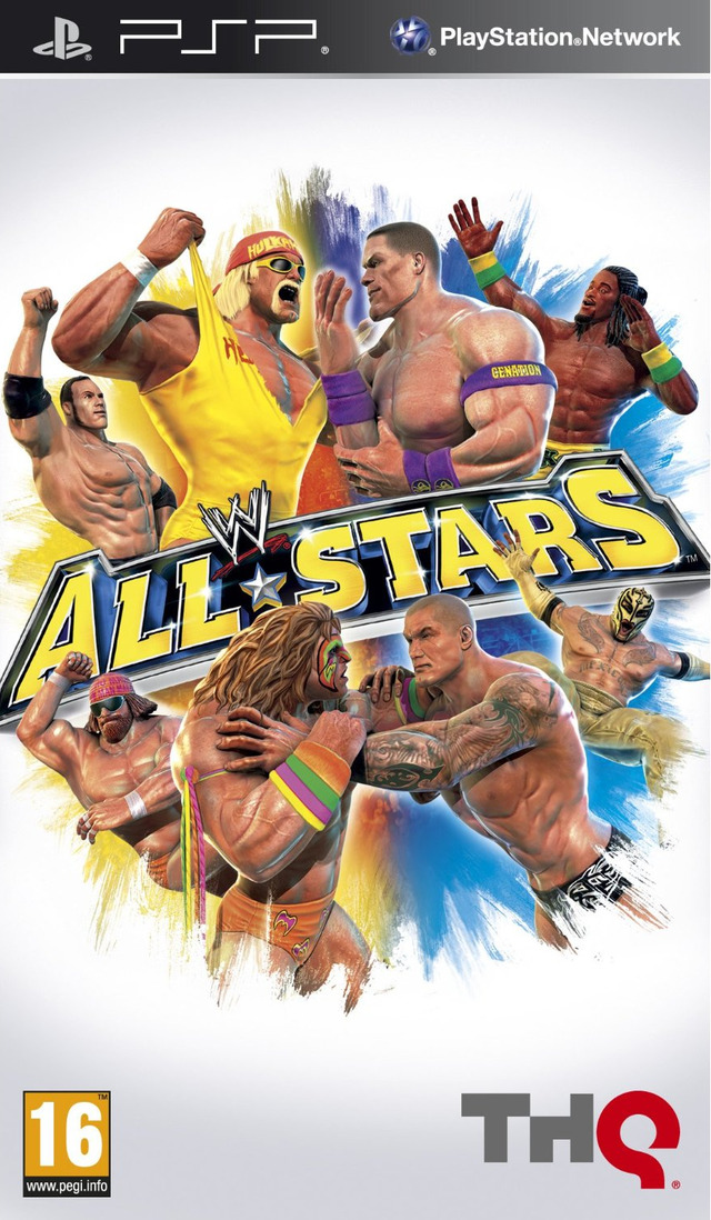 WWE All-Stars PSP (exclue) [FS]