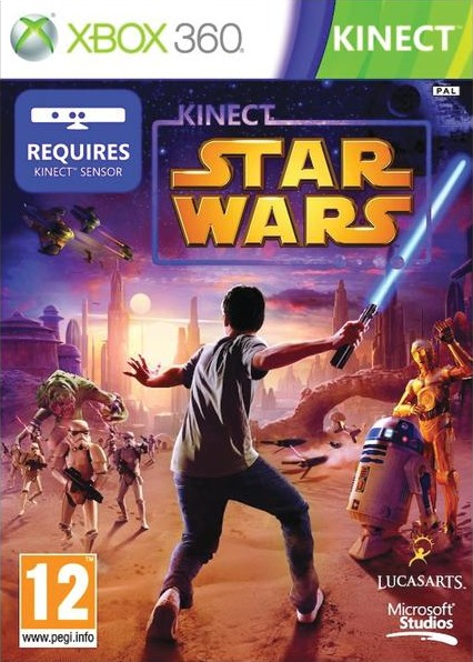 Kinect Star Wars - XBOX360 | NTSC (Exclue) [MULTI]