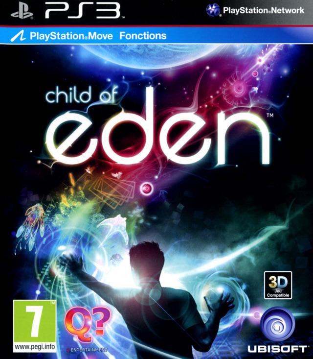 PS3 [Exc] Child Of Eden [3.55]