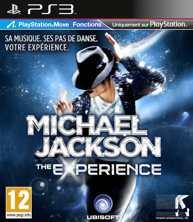 Michael Jackson : The Experience  [PS3] [EURO] [FS] (Exclue)