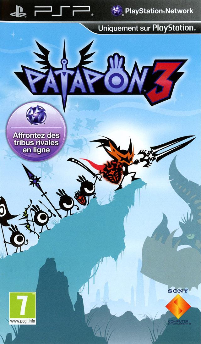 Patapon 3  [PSP] [UL - DF]