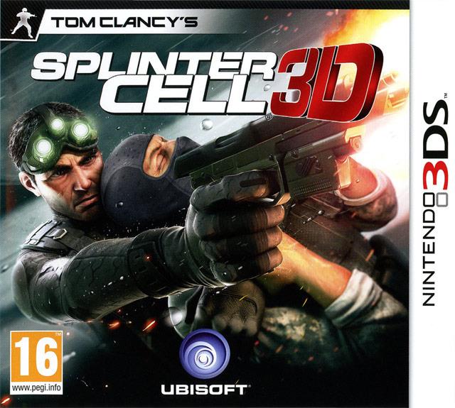 Splinter Cell 3d Sur Nintendo 3ds Jeuxvideo Com
