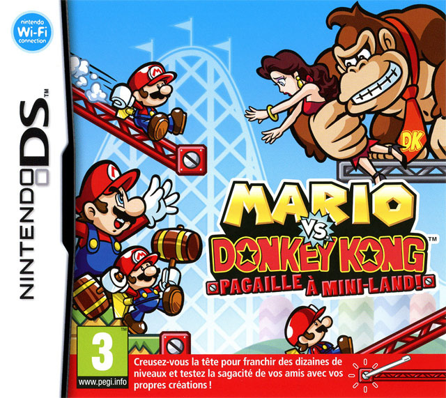 Mario vs. Donkey Kong : Pagaille à Mini-Land ! [DS]