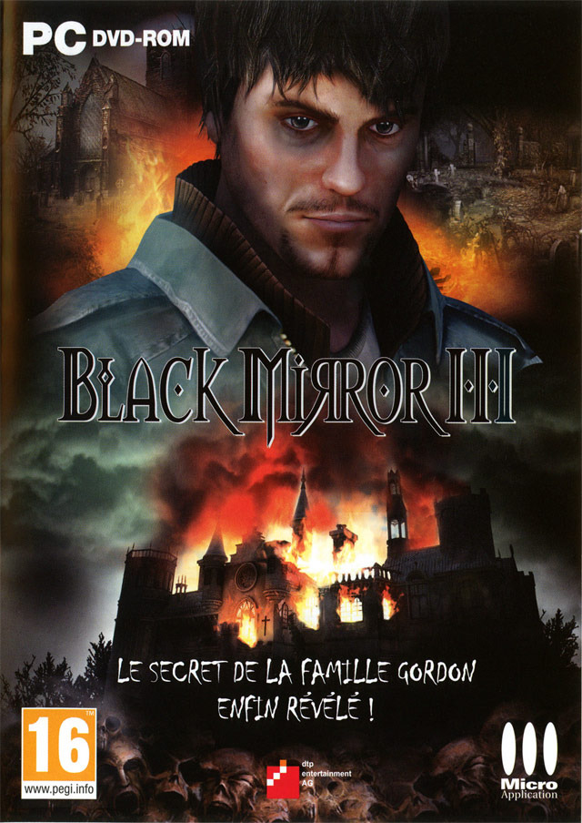 Black mirror iii skidrow full game free pc download play for Mirror 3 movie