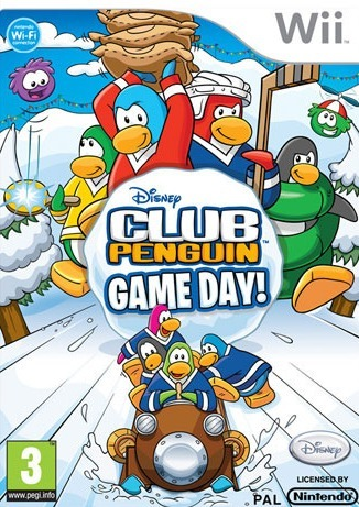 [Multi] Club Penguin Game Day! PAL WII-LOADER - Megaupload