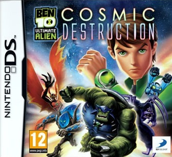 Ben 10 Ultimate Alien : Cosmic Destruction[FS]