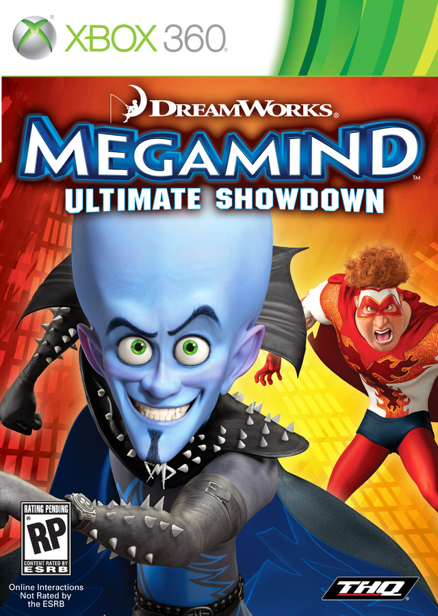 Megamind Ultimate Showdown XBOX360 [FR/MULTI5] (Exclue) [FS]