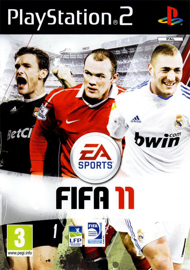 [Multi] FIFA 11 - PS2 - Francais - Megaupload