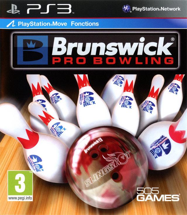 Brunswick Pro Bowling [PS3] [FS|US]