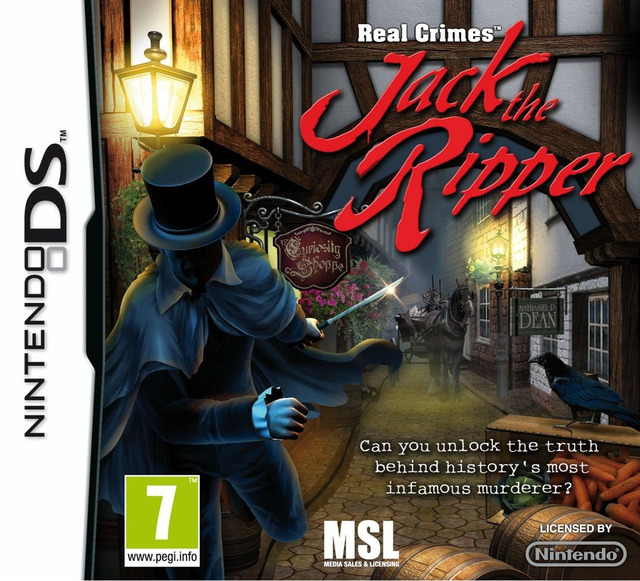 Real Crimes : Jack the Ripper DS