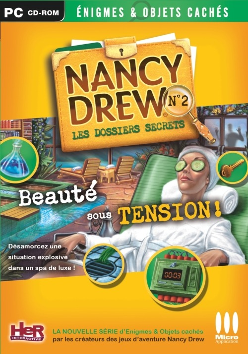 Nancy drew - Beaute sous tension [FS][US]