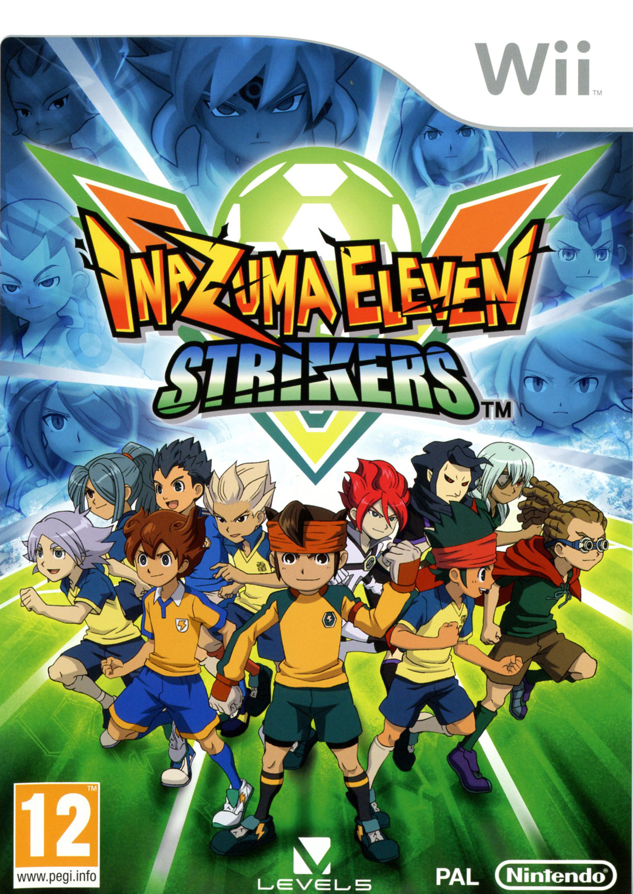 Inazuma Eleven Strikers PAL Wii [MULTI]